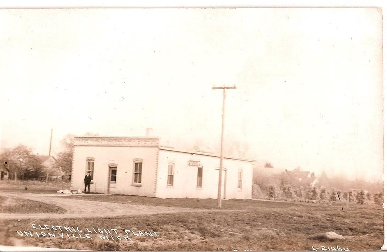Unionville Electric Light Plant