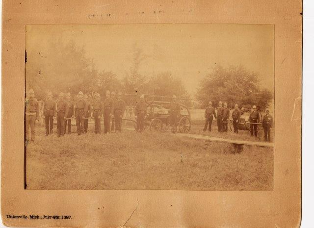 1887 Unionville Firefighters