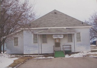 Old Columbia Township Library