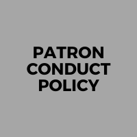 Patron Conduct Tile